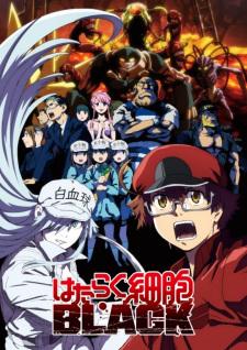 Hataraku Saibou Black (TV) 9