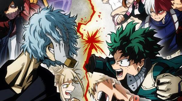 My Hero Academia (saison 3)