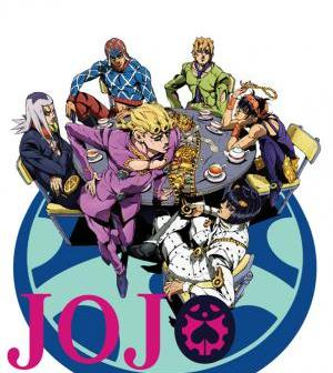 Jojo's Bizarre Adventure saison 4 : Golden Wind