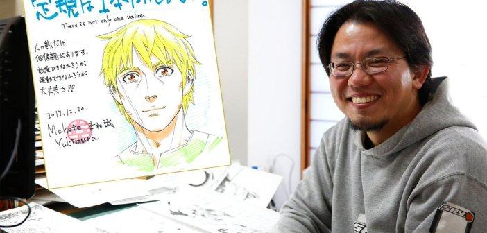 Personnalité de la semaine : Makoto Yukimura