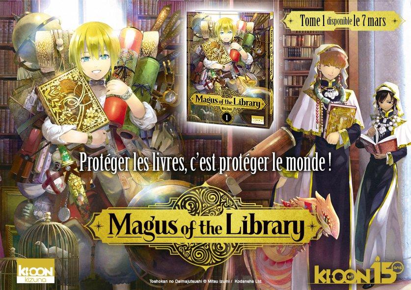 """Résultat de recherche d'images pour """"service presse magus of the library"""""""