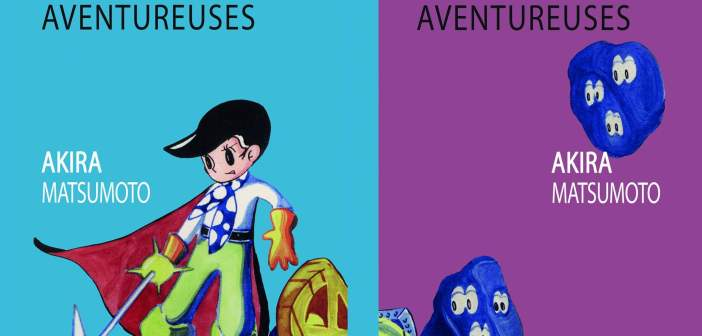 Le manga Chroniques aventureuses de Leiji Matsumoto en vente à Japan Expo