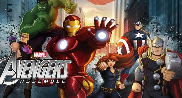 Avengers Assemble nova série dos Vingadores ganha Teaser