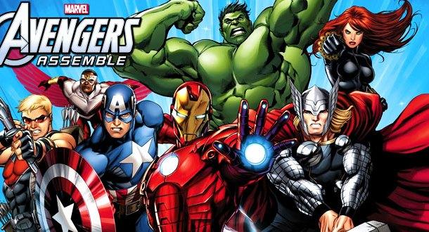 Avengers Assemble galha novo trailer completo