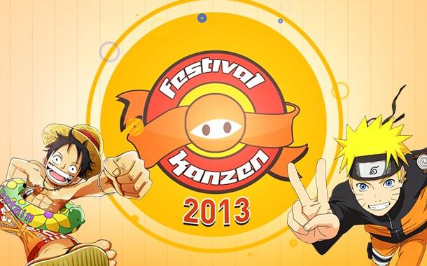 Preparados para o Festival Kanzen-2013 ?