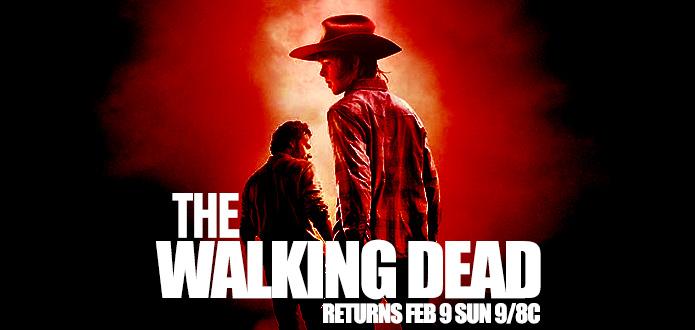 Cartaz The Walking Dead: Don't Look Back