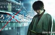 Rurouni Kenshin ganha trailer estendido!