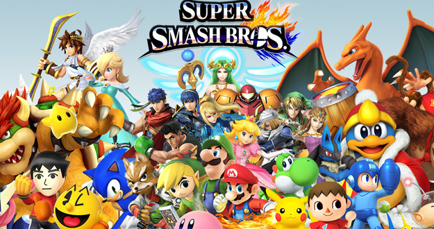 Smash Bross. | Game para WiiU ganha abertura!