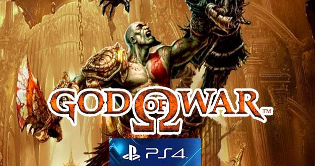 God of War | Anunciado o primeiro jogo da saga para PS4!