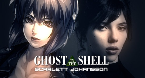 Ghost in the Shell - Live-action com Scarlett Johansson ganha novidades!
