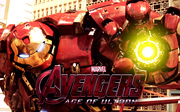 Os Vingadores 2 - Saiu o novo trailer do filme!