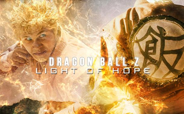Dragon Ball Z: Light of Hope - Episódio Piloto!