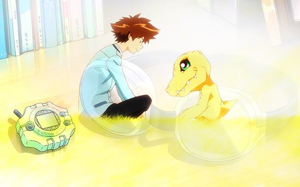 Digimon Adventure tri - novo trailer
