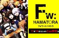 Hamatora - Filme copilado das séries ganha trailer!