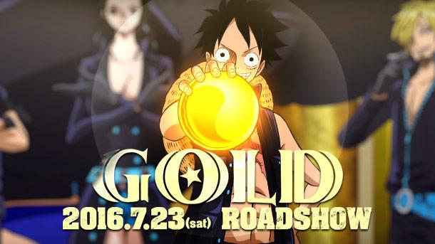 One Piece Film: Gold Ganhará Mangá Especial