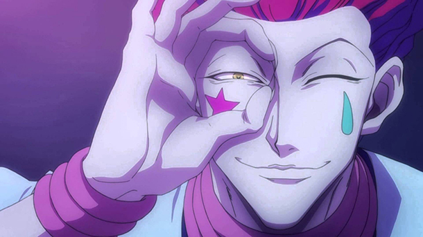 One -Shot Sobre Hisoka de Hunter x Hunter