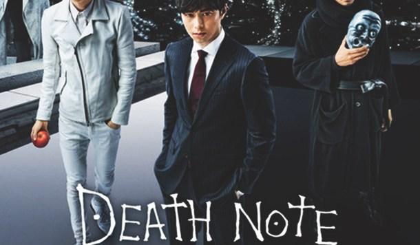 Novo cartaz do filme Death Note: Light up the NEW World!