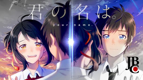 Mangá de Kimi no Na wa vai ser lançado pela JBC!