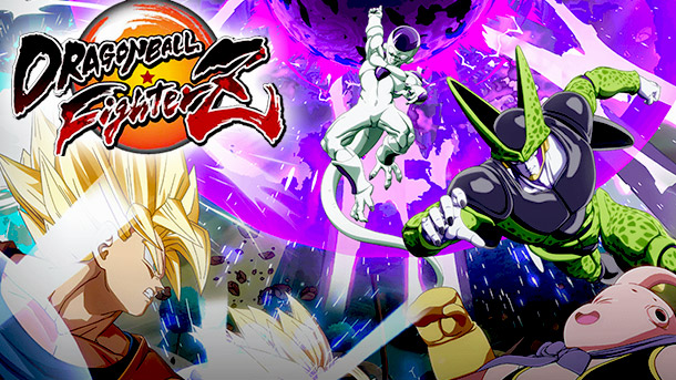 E3 2017 - Dragon Ball Fighter Z para PS4 ganha vídeo frenético de 18 minutos!