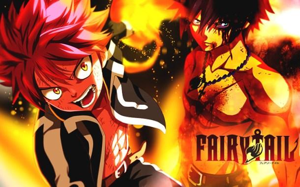Fairy Tail ganha 3º temporada e chega em 2018!