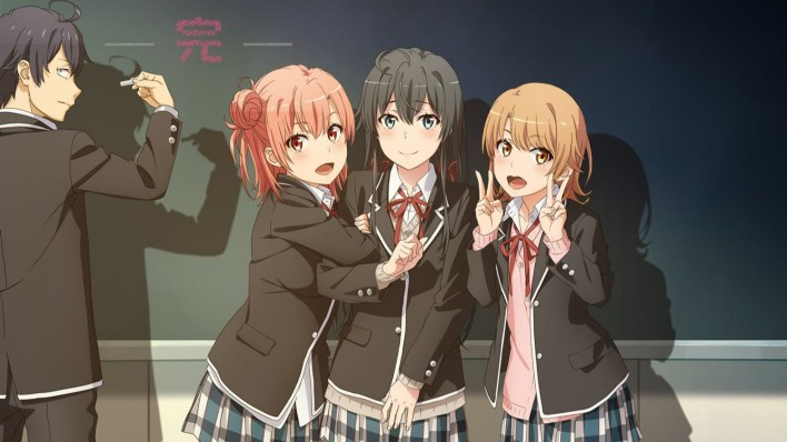 My Teen Romantic Comedy SNAFU (Oregairu) Season 3 Delayed, New ...