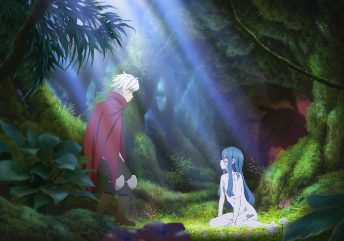 Is It Wrong to Try to Pick Up Girls in a Dungeon?(Danmachi) Season 3 key visual