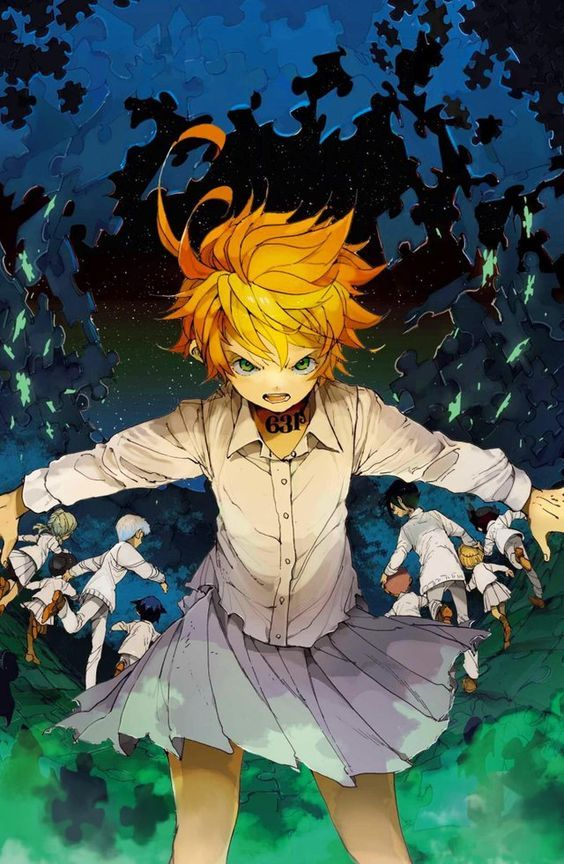 Don't Sleep on The Promised Neverland Season 2.