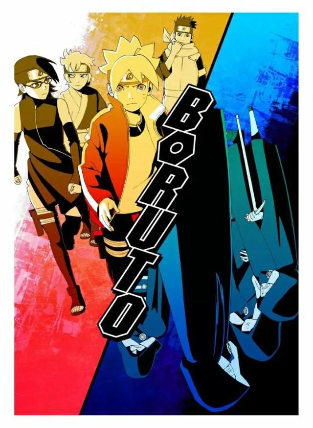 Hình ảnh chính của Boruto Anime
