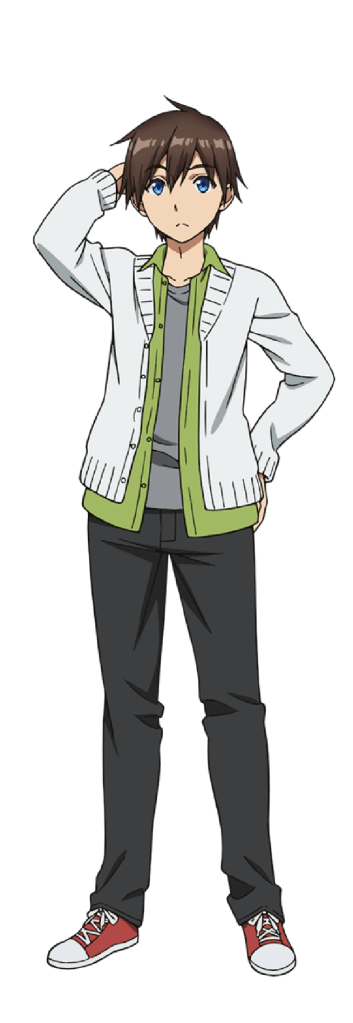 Anime Bokutachi no Remake Chara