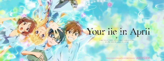 Netflix - Your lie in April