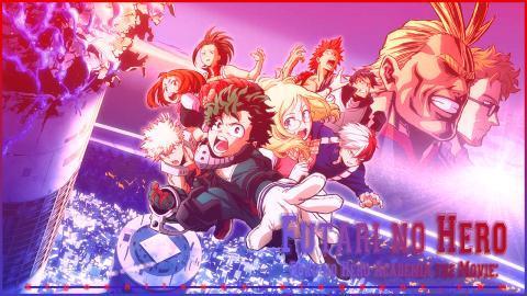 Boku No Hero Academia Movie  عرض فيلم