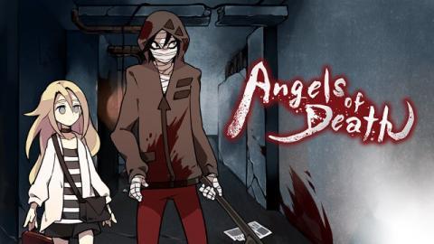 Angels of Death - الحلقة 13 مترجمة
