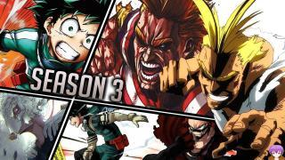 الحلقة الخاصة Boku no Hero Academia: All Might – Rising The Animation