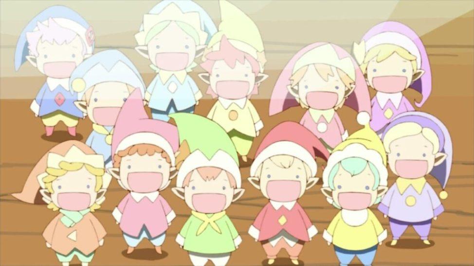 妖精がかわいい 「人類は衰退しました」をアニメを見始めたおっさんが見てみた!【感想・評価★★☆☆☆】 #人類は衰退しました