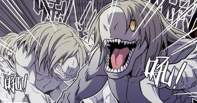原作はウェブコミックらしく同じ怪物がこれ 【見てはいけない】「Bloodivores」をアニメを見始めたおっさんが見てみた!【感想・評価☆☆☆☆☆】 #Bloodivores