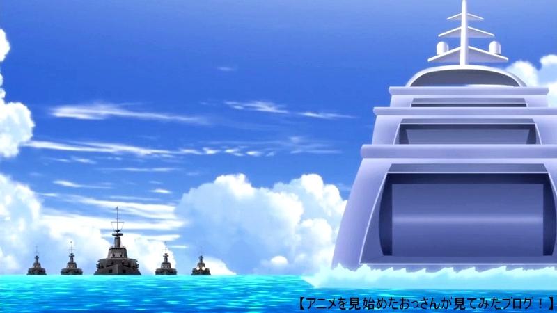 船です【これはヒドイ】「クロックワーク・プラネット」をアニメを見始めたおっさんが見てみた!【感想・レビュー・評価★☆☆☆☆】 #クロックワークプラネット #クロプラ