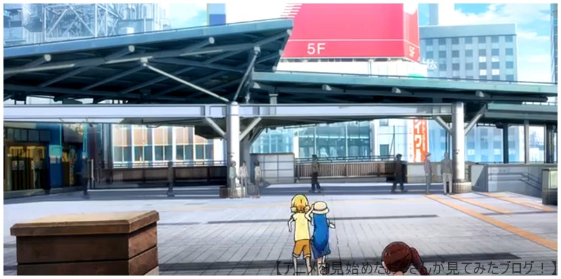 舞台は東京の上野です。 【面白い】「三ツ星カラーズ」をアニメを見始めたおっさんが見てみた!【評価・レビュー・感想★★★★★】 #三ツ星カラーズ