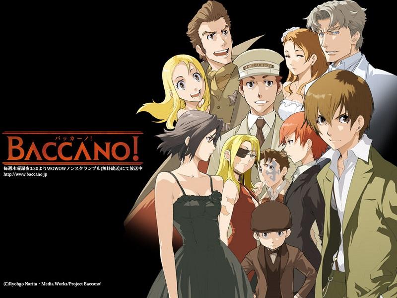 【面白い】「BACCANO!(バッカーノ)」をアニメを見始めたおっさんが見てみた!【評価・レビュー・感想★★★★★】#baccano #バッカーノ 【オススメ】アクション アニメの高評価で人気のアニメ特集!面白い・良いアニメ探している人必見!