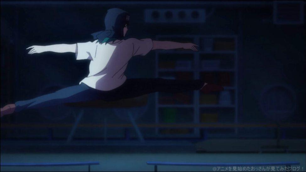 操の描き方が滑らかでカッコよくてとても素晴らしい! 【つまらない】「体操ザムライ」をアニメを見始めたおっさんが見てみた!【評価・レビュー・感想★★☆☆☆】 #体操ザムライ