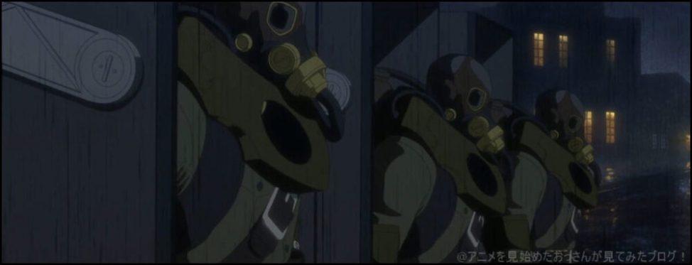 MARS RED アニメ はボスのルーファスや金剛鉄兵があっけない&弱い