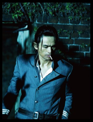 Yosuke Eguchi as Hajime Saitō