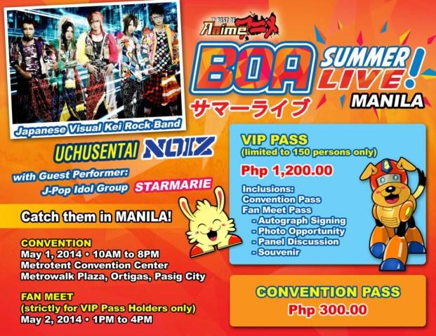 BOA Summer Live_Price Ad_FB