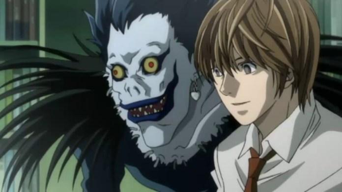 death note animeprofile.com .br