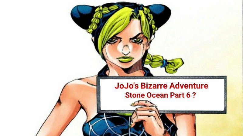 Kapan Jojo S Bizarre Adventure Stone Ocean Part 6 Rilis Anime Saku