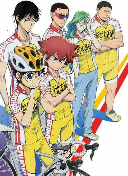 Live action Yowamushi Pedal