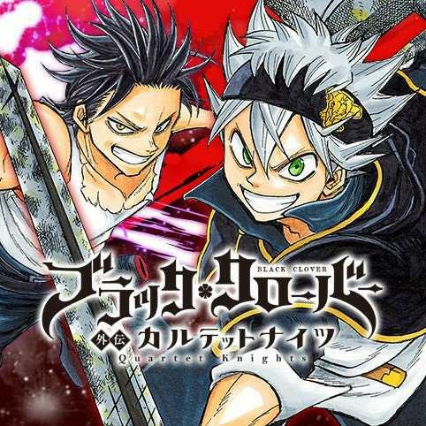 Black Clover Gaiden: Quartet Knights