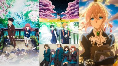 5 Anime Kyoto Animation