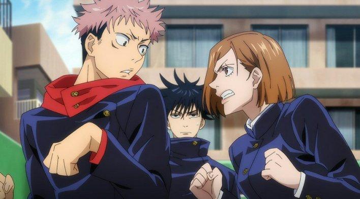 Jujutsu Kaisen Episode 3 Indonesia