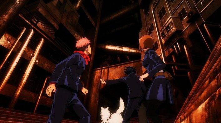 Jujutsu Kaisen Episode 4