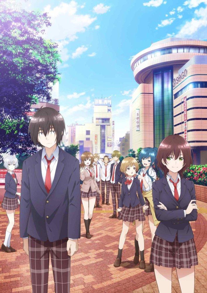 Lagu Opening dan Ending Jaku-Chara Tomozaki-kun
